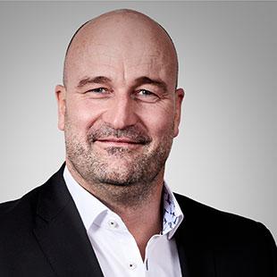Knut Stender, Dipl. Ing. (FH) M. Eng.  Geschäftsführender Gesellschafter